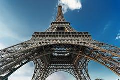De Torenmening van Eiffel Royalty-vrije Stock Afbeeldingen