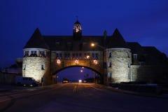 De Torens in Narragansett, RI stock afbeeldingen