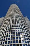 De torens van Azrieli Stock Foto's