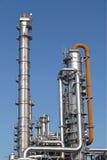 De torens van de distillatie royalty-vrije stock afbeeldingen