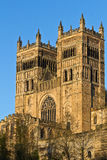 De Torens van de Kathedraal van Durham Royalty-vrije Stock Afbeeldingen