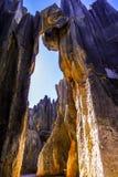 De torens van de steen Stock Afbeeldingen
