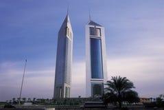 De Torens van emiraten stock fotografie