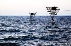 De torens van Fisherman?s. Stock Fotografie