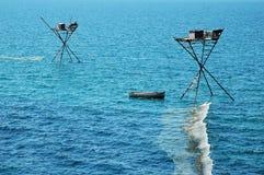 De torens van Fisherman?s. Royalty-vrije Stock Foto