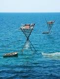 De torens van Fisherman?s. Stock Foto