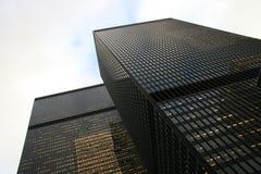 De torens van het bureau Stock Foto
