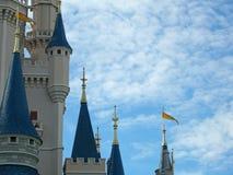 De torens van het kasteel Royalty-vrije Stock Afbeelding