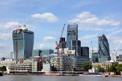 De torens van Londen Stock Foto