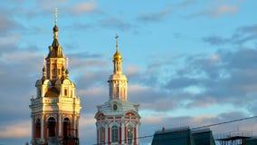 De torens van Moskou Royalty-vrije Stock Afbeelding