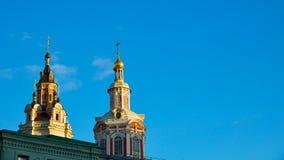 De torens van Moskou Stock Fotografie
