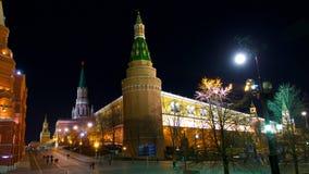 De torens van Moskou Royalty-vrije Stock Afbeeldingen