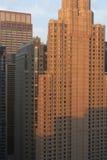 De Torens van New York Stock Fotografie