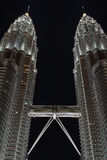 De Torens van Petronas Royalty-vrije Stock Foto