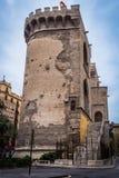 De Torens van Serranos Royalty-vrije Stock Fotografie