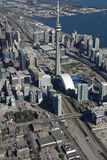 De Torens van Toronto stock afbeelding