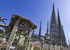 De Torens van watts royalty-vrije stock foto's