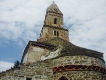 De torenspits van de kerk Stock Fotografie
