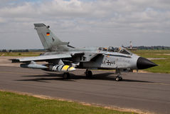 De Tornado van Luftwaffe Stock Foto's