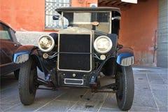 De Torpedo van Fiat Royalty-vrije Stock Afbeeldingen
