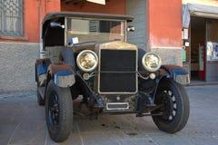 De Torpedo van Fiat Stock Foto's