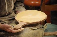 De tortilla's van het graan royalty-vrije stock afbeelding