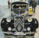 De Tractie Avant van Citroën Royalty-vrije Stock Foto