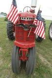 De tractor van de V.S. Royalty-vrije Stock Afbeeldingen