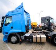 De Tractor van de vrachtwagen Royalty-vrije Stock Foto's