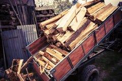 De Tractor van het registreren royalty-vrije stock foto