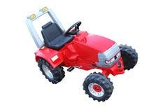 De tractor van het stuk speelgoed Royalty-vrije Stock Foto