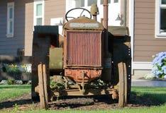 De Tractor van mcCormick-Deering 1920 Stock Foto's