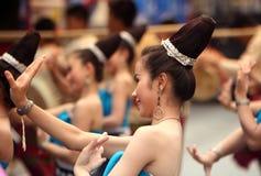 De traditie van Thailand Stock Afbeelding