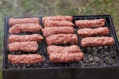 De traditionele Ballen van het Vlees van het voedsel   Royalty-vrije Stock Fotografie