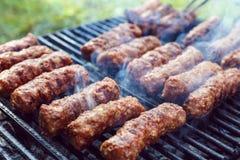 De traditionele Ballen van het Vlees van het voedsel Stock Afbeelding