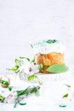 De traditionele cake van Pasen Royalty-vrije Stock Fotografie