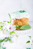 De traditionele cake van Pasen Royalty-vrije Stock Foto
