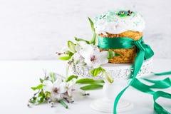 De traditionele cake van Pasen Stock Foto's