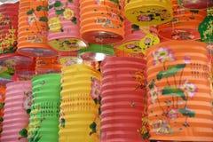 De traditionele Chinese Lantaarn van het Nieuwjaar Royalty-vrije Stock Foto's
