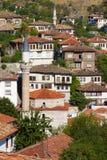 De traditionele Huizen van de Ottomane Royalty-vrije Stock Foto