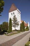 De traditionele Kerk van het Dorp Royalty-vrije Stock Afbeelding