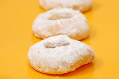 De traditionele koekjes van de stank Stock Foto's
