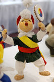 De Traditionele Koreaanse Trommel van het spel royalty-vrije stock afbeeldingen