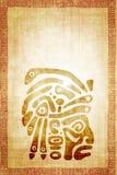 De traditionele patronen van de Indiaan Royalty-vrije Stock Fotografie