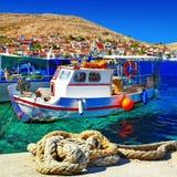 De traditionele reeks van Griekenland Royalty-vrije Stock Afbeelding