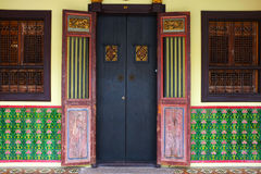 De traditionele Thaise stijl Royalty-vrije Stock Afbeeldingen