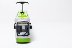 De tram van het stuk speelgoed Royalty-vrije Stock Afbeelding