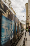 De Tram van Istanboel Royalty-vrije Stock Fotografie