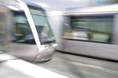 De Tram van Laus Stock Foto's