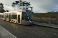 De Tram van Laus Royalty-vrije Stock Foto